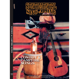 DVD COWBOY AND CAMPFIRE SONGS