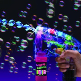 The Bubbleizer - A fun effect in light or dark!