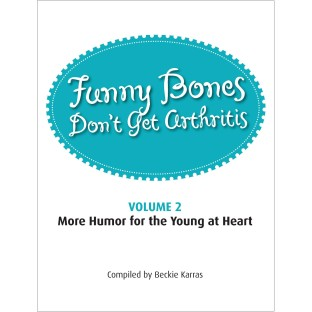 A companion to the best-seller Funny Bones Vol. 1.