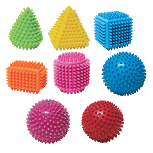 Sensory Balls and Shapes Multi Pack
