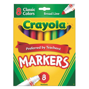 From Crayola®, a favorite for generations.