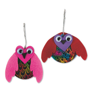 Mini Owl Craft Kit