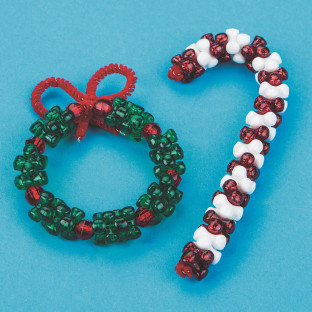 Beaded Ornaments Craft Kit