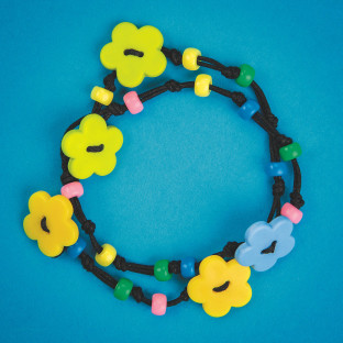 Flower Power Jewelry Craft Kit