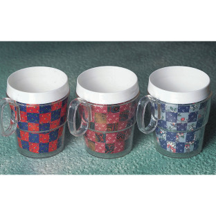 Allen Diagnostic Module Ribbon Mugs