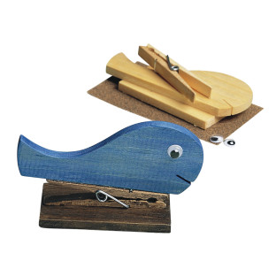 Allen Diagnostic Module Whale Note Holder