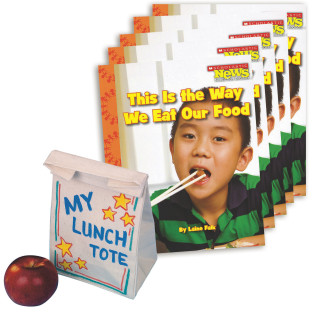 LITERACY FUN PACK THIS IS THE WAY WE EAT OUR FOOD