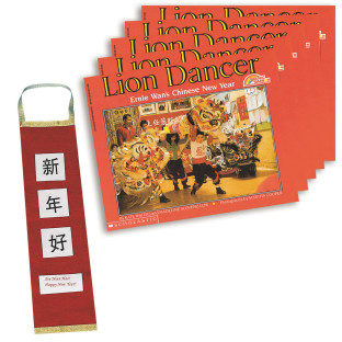 LITERACY FUN PACK  LION DANCER