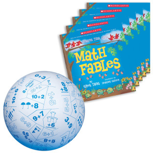 LITERACY FUN PACK  MATH FABLES