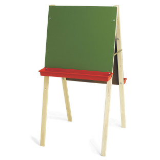 Adjustable Double Easel w/out Paper Roll