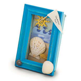 Cool classroom or camp keepsake!