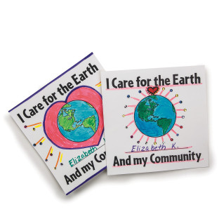 Love for the Earth - a sign of the times!