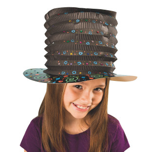 Sparkle Top Hat Craft Kit