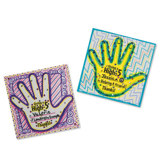 HIGH FIVE CRAFT KIT PK48