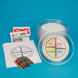 MyPlate Reusable Plate Craft Kit