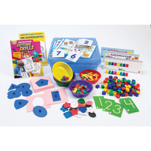 MATH KIT FOR THE COMMON CORE PREK