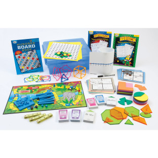 Math Kit for the Common Core Grades 1-2