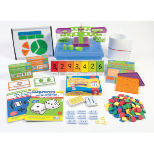 Math Kit For The Common Core Grades 3-4
