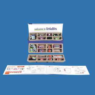 littleBits® Electronic Deluxe Kit