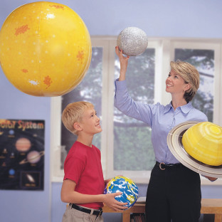 Inflatable Solar System Set