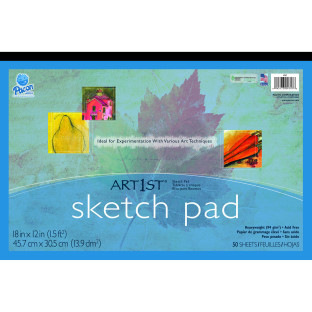 Art1st® Sketch Pad, 12
