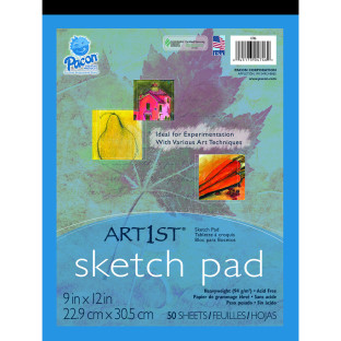 Art1st Sketch Pad, 9
