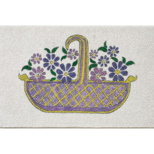 Decorative Mat - Basket