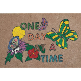 MAT DECORATIVE 1 DAY TIME