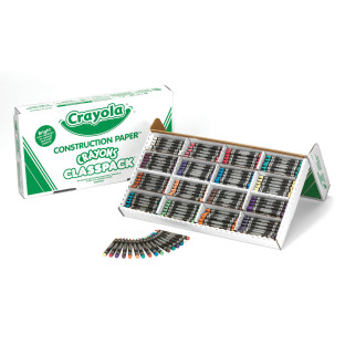 Reusable box makes storing and organizing easy.