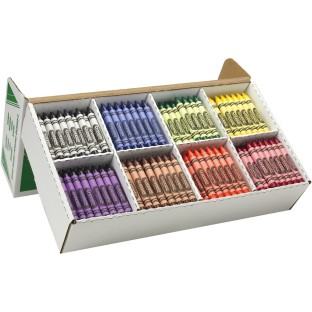 Crayola® for classroom or group coloring.