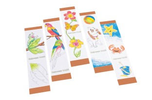 Promise Island Designer Panels Craft Kit