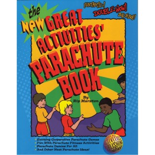 NEW GREAT ACTIVITIES PARACHUTE BOOK