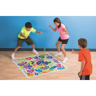 Funky Beanbag Toss Game