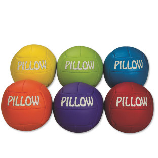 SPECTRUM PILLOW BALLS SET OF 6