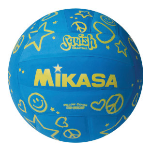 Mikasa® Squish Volleyball, Blue