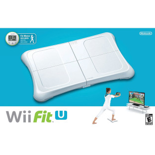 Wii™ U Balance Board and Wii™ U Fit Game