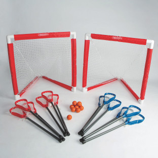 The easy way to play 6-on-6 lacrosse!