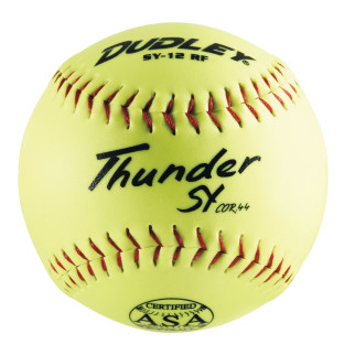 Dudley® Thunder ASA Slow Pitch Softball 12