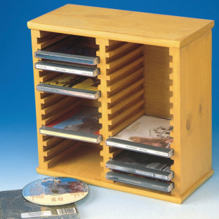 CD STORAGE RACK