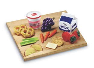 HEALTHY FOODS SNACK SET