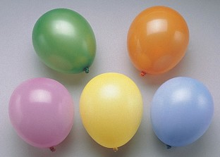7IN LATEX BALLOON PK144
