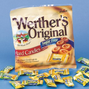 WERTHERS SUGAR FREE HARD CANDY