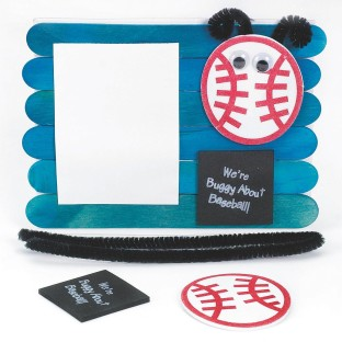 BASEBALL PHOTO FRAME PK/12