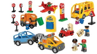 DUPLO VEHICLES