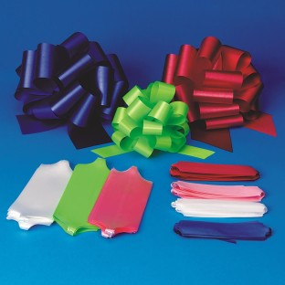 PULLBOWS ASSORTED PK10