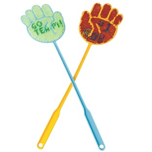 HANDS UP FLY SWATTER PK/12