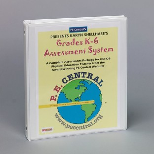 PE CENTRAL K-6 ASSESSEMENT SYSTEM