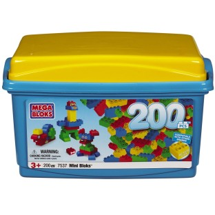 MINI BLOKS SET OF 200