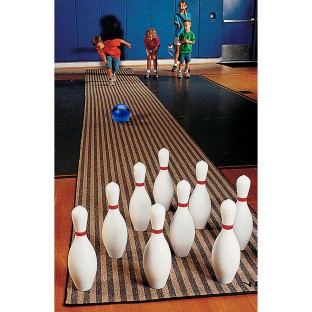 LANE PIN AND 5LB BALL BOWLING EASY PACK