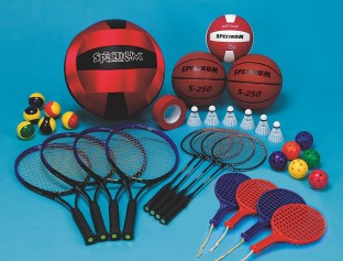 COURT EQUIPMENT PACK